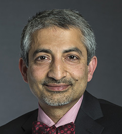 Photo of Jai Raman, M.D., Ph.D., F.R.A.C.S.