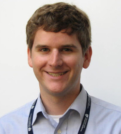 Photo of Andrew McHill, Ph.D.
