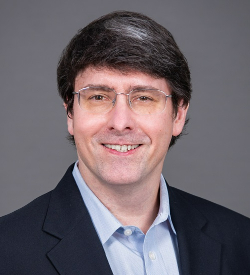 Photo of James McCormick, Ph.D.