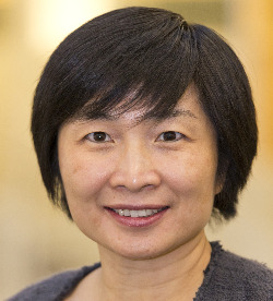 Photo of Rongwei (Rochelle) F. Fu, Ph.D.