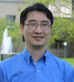 Photo of James Chen, Ph.D.