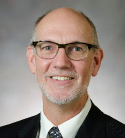 Photo of James C. Anderson, M.D.