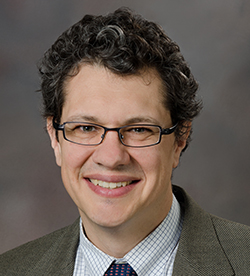 Photo of Mark Kinzie, M.D., Ph.D.