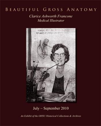 Beautiful Gross Anatomy: Clarice Ashworth Francone, Medical