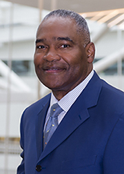 Brian Gibbs, Ph.D., M.P.A., Vice president, Equity and Inclusion, OHSU