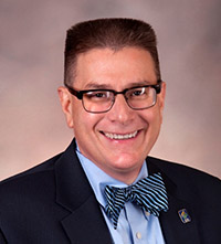 Headshot of Dr. Kenneth (Ken) Azarow, Chair of the Department of Surgery