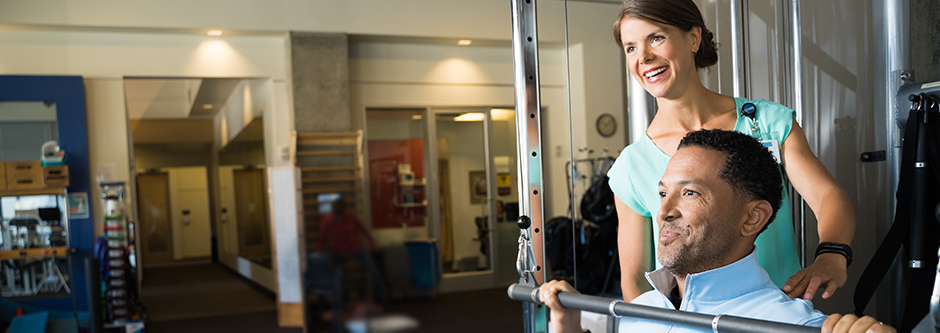 Our expert physical therapists are passionate about helping patients meet their rehabilitation goals.