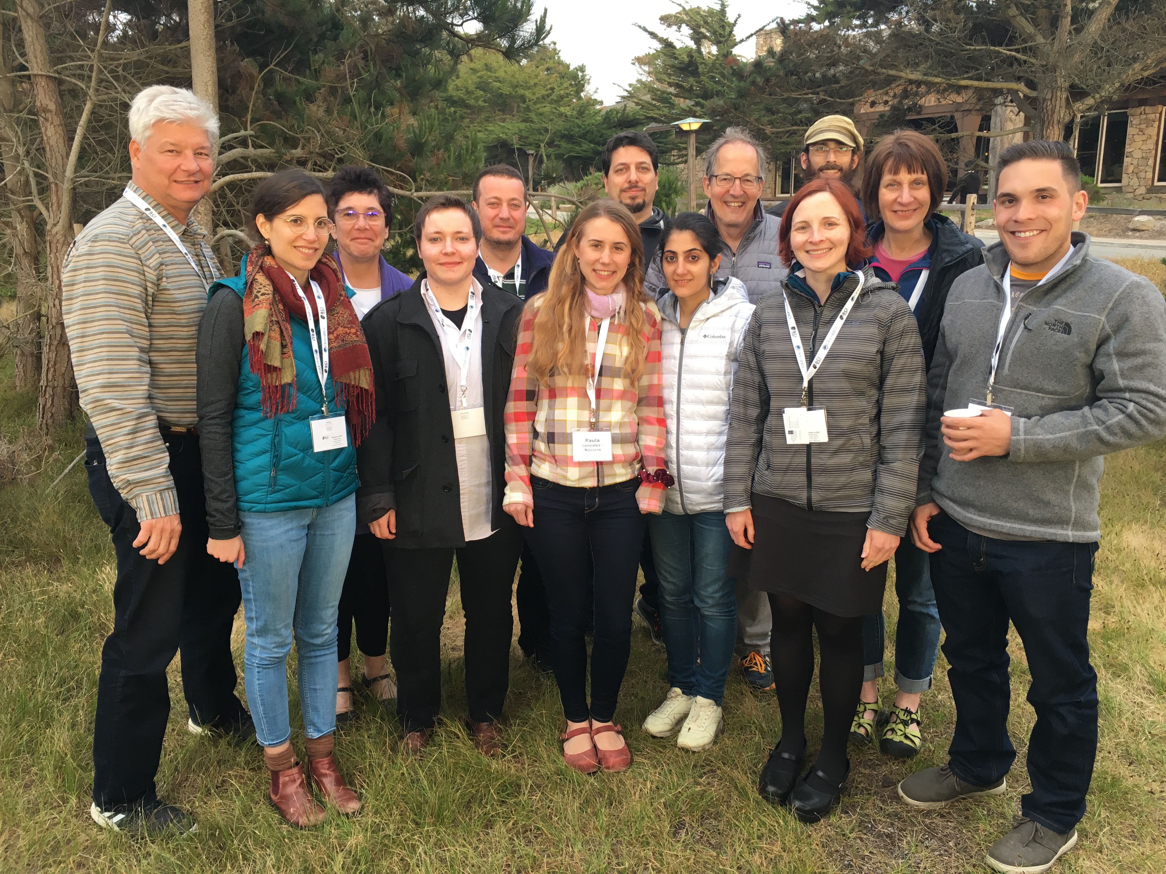 BCI Team at Asilomar 2018