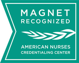OHSU nursing is magnet recognized by the American Nurses Credentialing Center