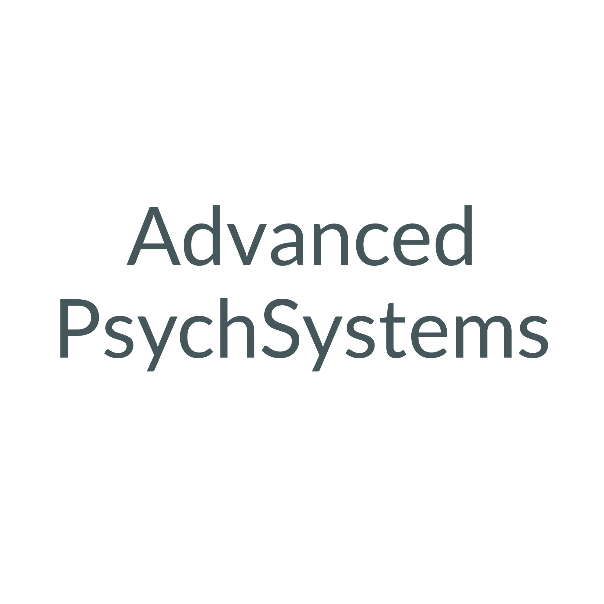 Advanced PsychSystems