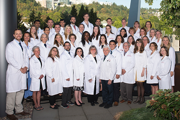 Faculty photo for the department of dermatology.