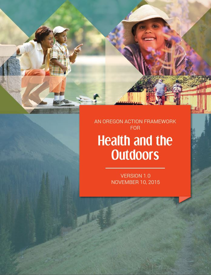 Health and Outdoor Initiative Framework cover photo