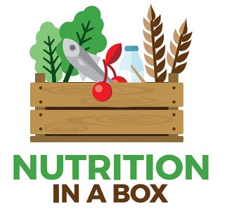 Logo for Nutrition in a Box