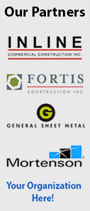 Image listing BeSuper Research Partners featuring InLine Commercial Construction, Fortis Construction, General Sheer Metal and Mortenson. You have the opportunity to be a BeSuper partner.