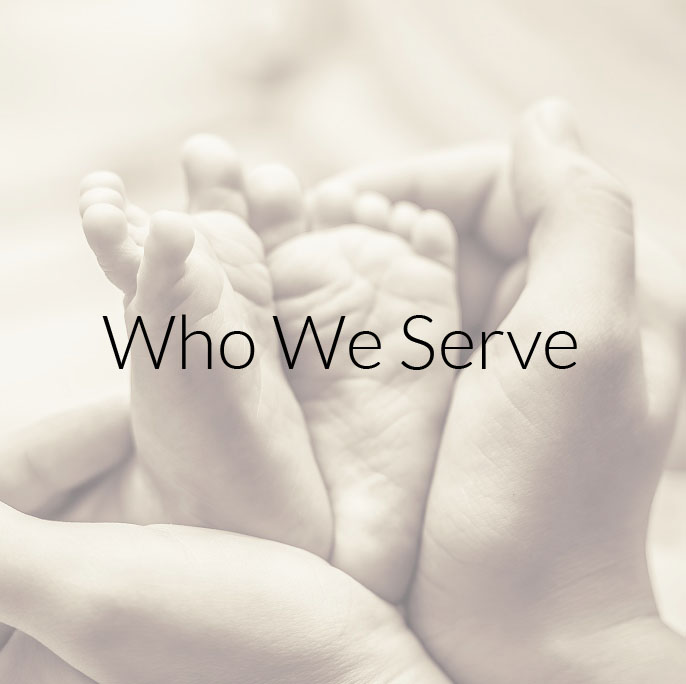 Who We Serve