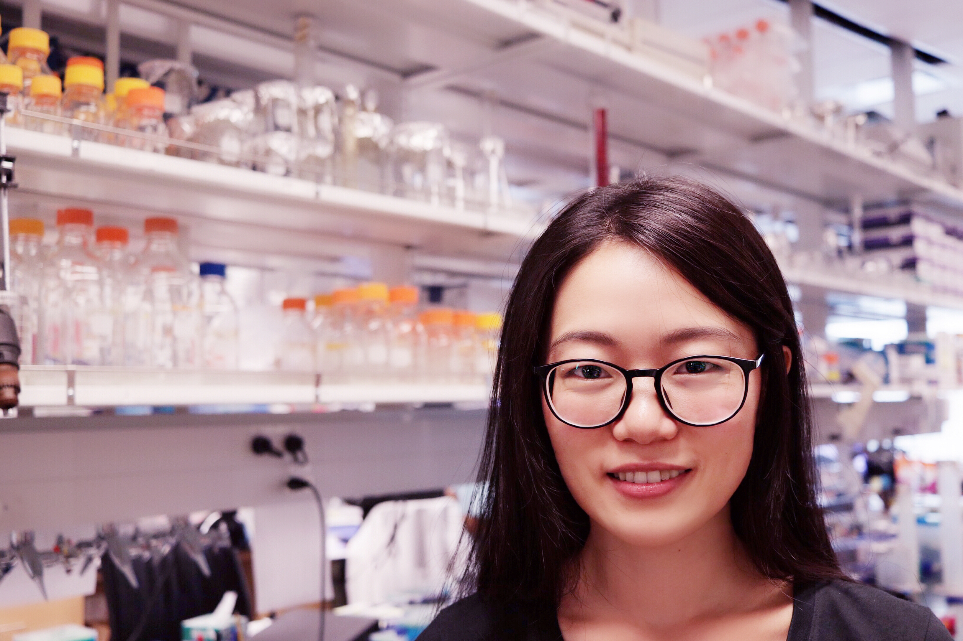Xiao-Tong Su, PhD Post-doctoral Fellow in the Ellison Lab, 2018