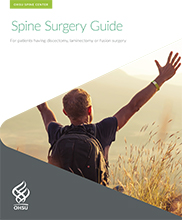 Spine Surgery Guide