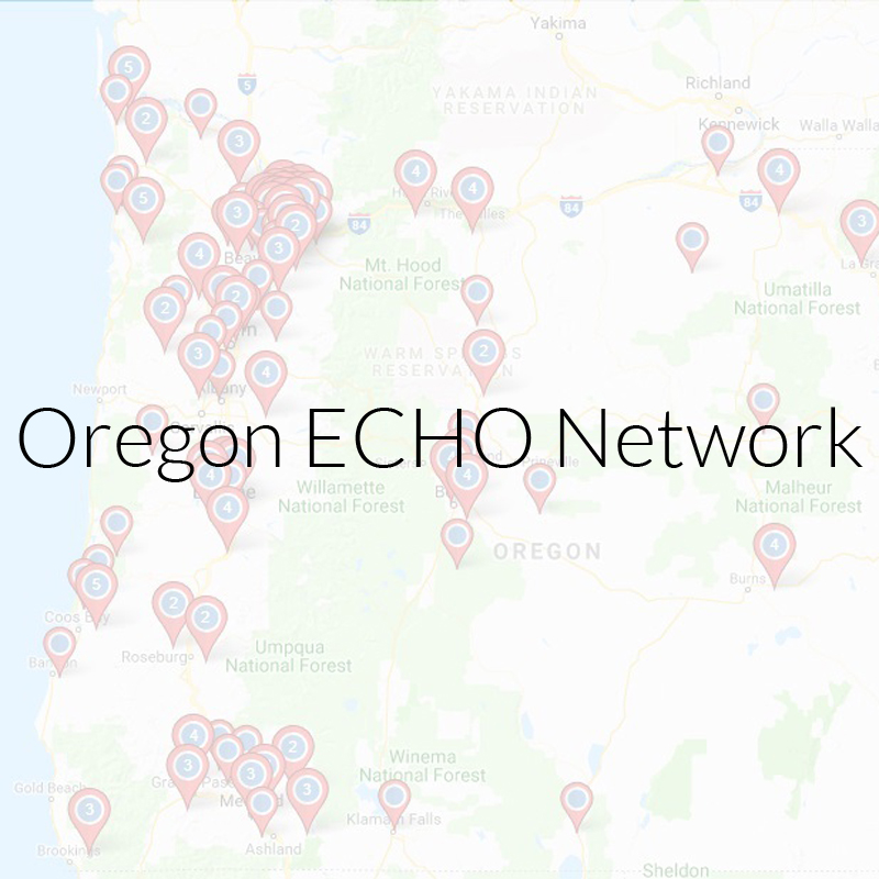Link to Oregon ECHO network