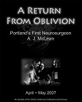 A Return From Oblivion by A.J. McLean