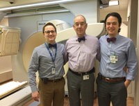 Diagnostic Radiology Residents with Dr. Stevens