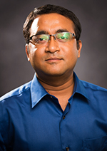 Abhi Pattanayak, M.S., Laboratory Manager at the Bergan Lab, OHSU Knight Cancer Institute