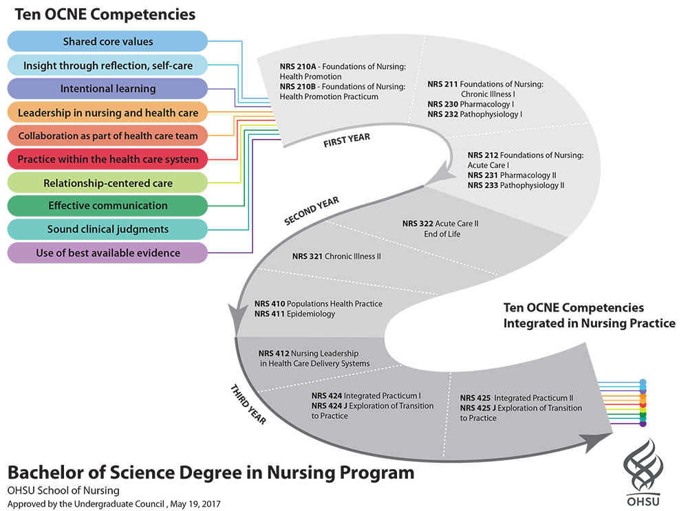 Ten OCNE Competencies | OHSU