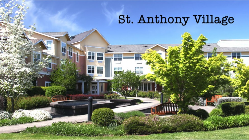 St Anthony Village