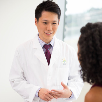 Dr. James Lim, one of the surgeons on our team, offers expertise in adrenal conditions including adrenal cancer