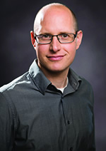 Ryan Gordon, Ph.D., Research Assistant Professor at the Bergan Lab, OHSU Knight Cancer Institute