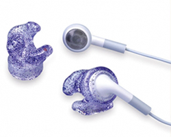 Image of custom earbuds