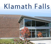 Photo of the School of Nursing Klamath Falls Campus