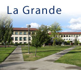 Photo of the School of Nursing La Grande Campus