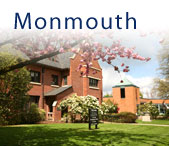 Photo of the School of Nursing Monmouth Campus