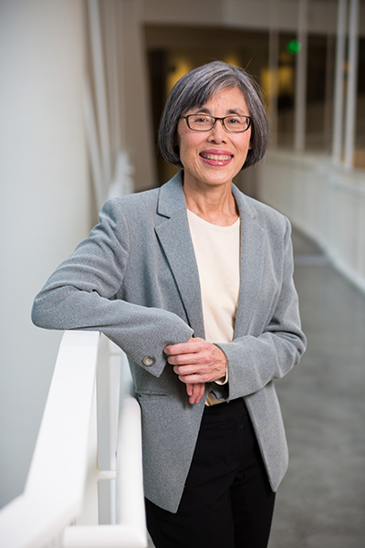 Dr. Maisie Shindo is the surgical director of OHSU's Thyroid and Parathyroid Center.