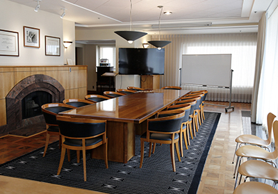 4M conference room in the Vollum Institute