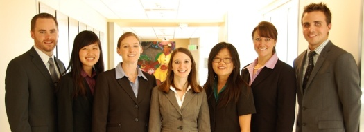 2011-12 OHSU PHARMACY RESIDENTS