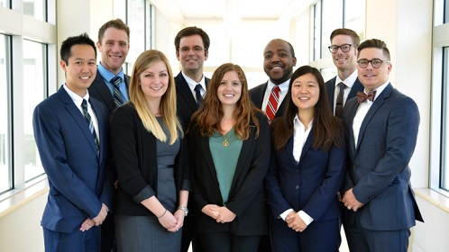 2015-16 OHSU PHARMACY RESIDENTS