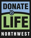 Donate Life Northwest Logo