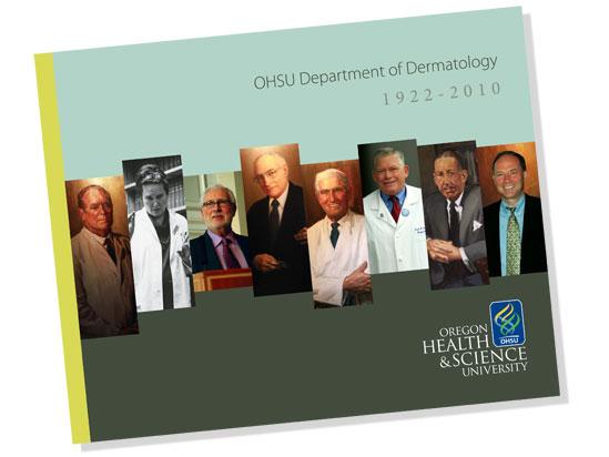 History of OHSU Dermatology   OHSU Dermatology