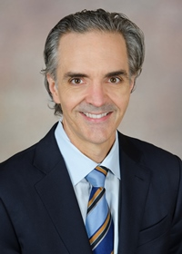 Gregory J. Landry, M.D., F.A.C.S., is Professor of Surgery and Head of the Division of Vascular Surgery