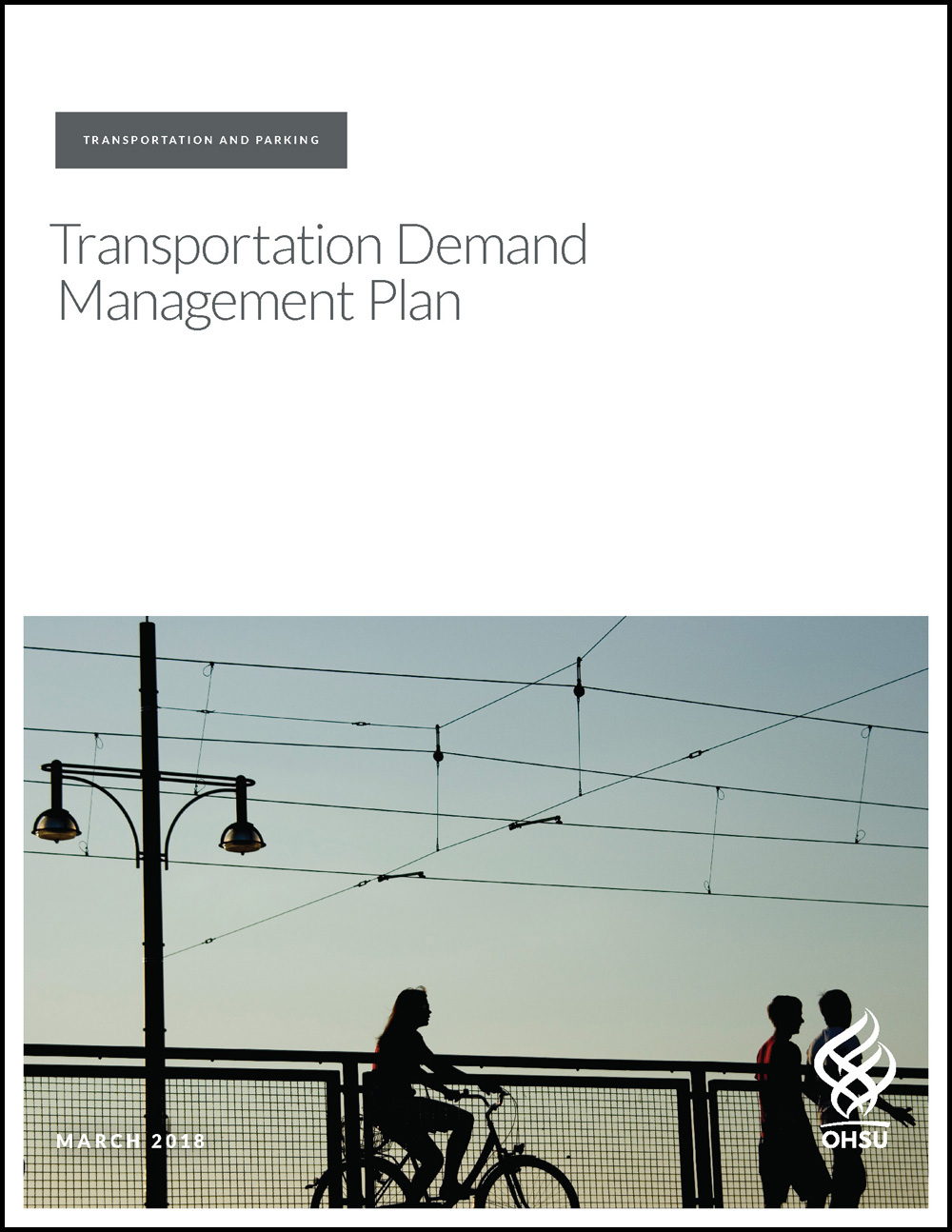 Transportation Demand Management Plan