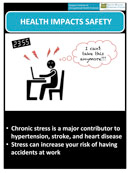 TWH Health Impacts Safety Guide Stress