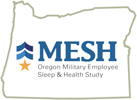 The Oregon MESH Study is a Department of Defense-funded collaboration between Oregon Health & Science University, Colorado State University and Portland State University