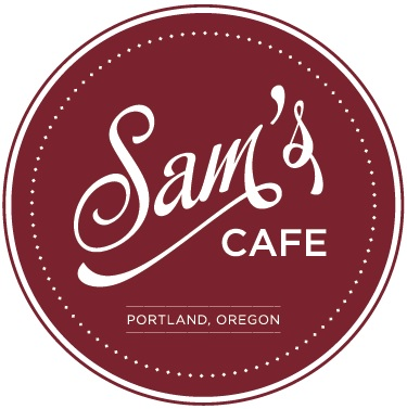 Sam's Cafe Logo
