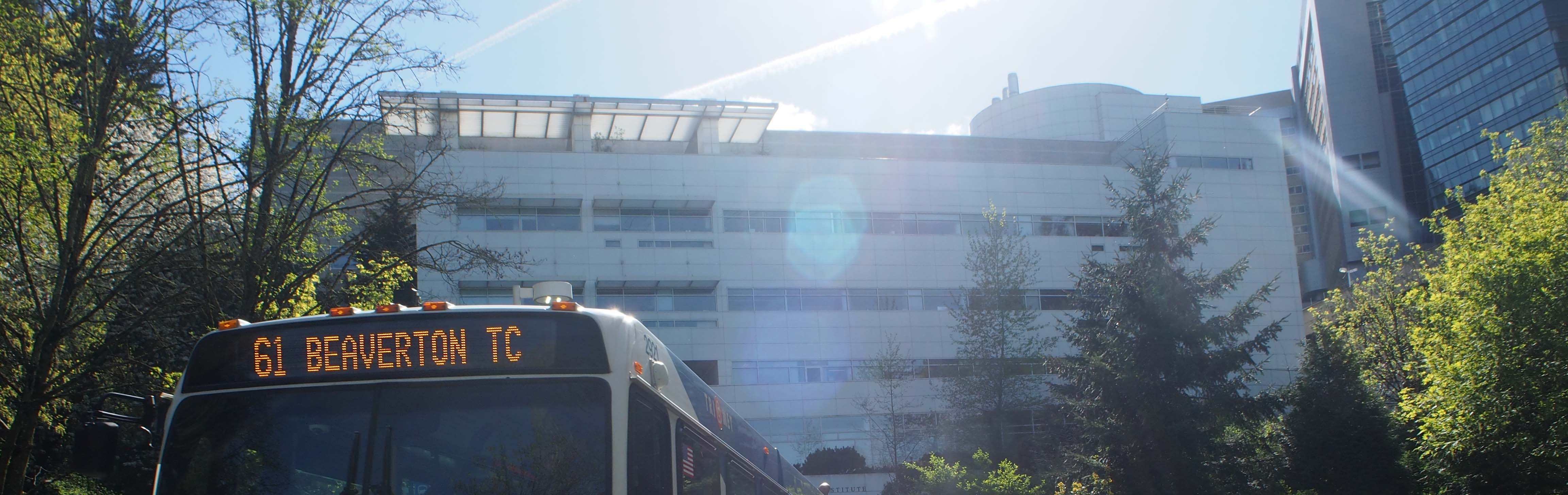 TriMet Marquam Hill Express