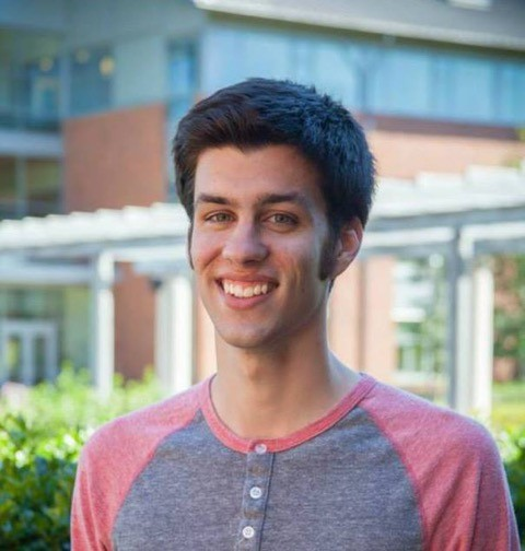 Alex Nevue, first year NGP student, receives recognition from SfN for abstract