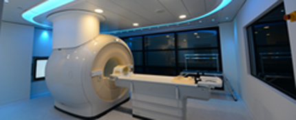 Beaverton MRI with patient's choice of ambient lighting