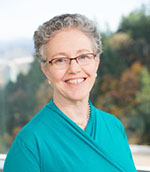 Michelle Berlin, M.D., Director of the OHSU Center for Women's Health