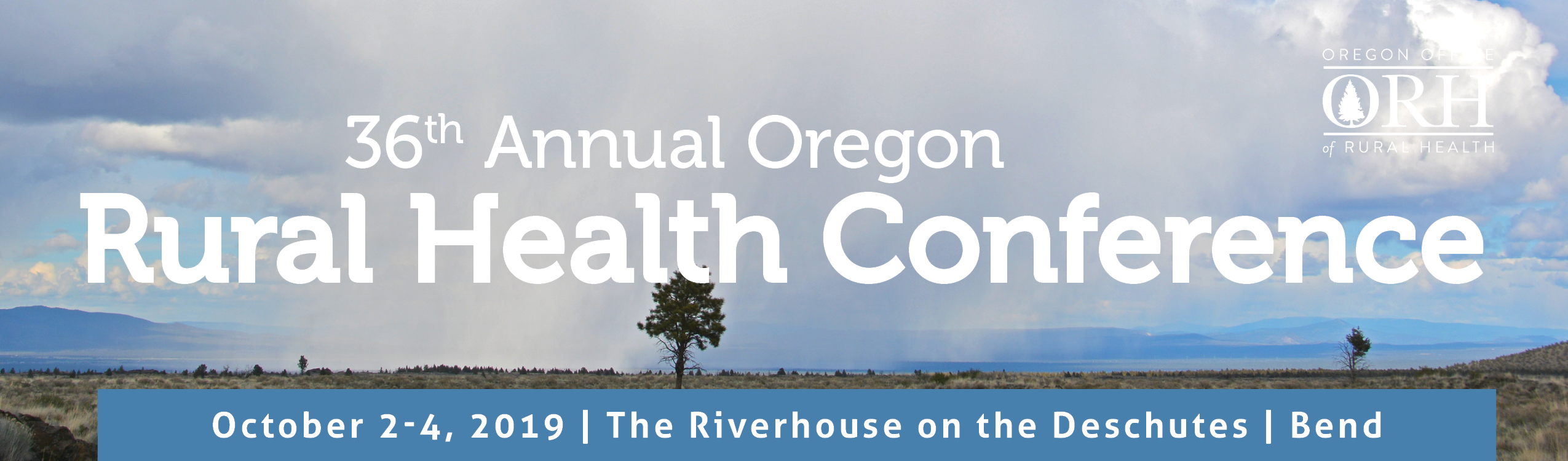 36th Annual Oregon Rural Health Conference