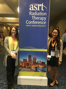 Radiation Therapy students at the 2016 ASRT Radiation Therapy Conference
